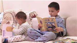 孩子们享受美好的阅读时光.jpg